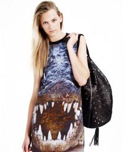 croc dress